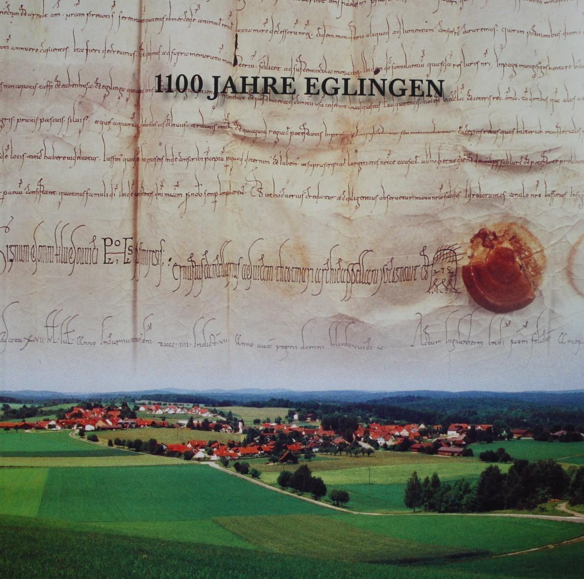 1100 Jahre Eglingen