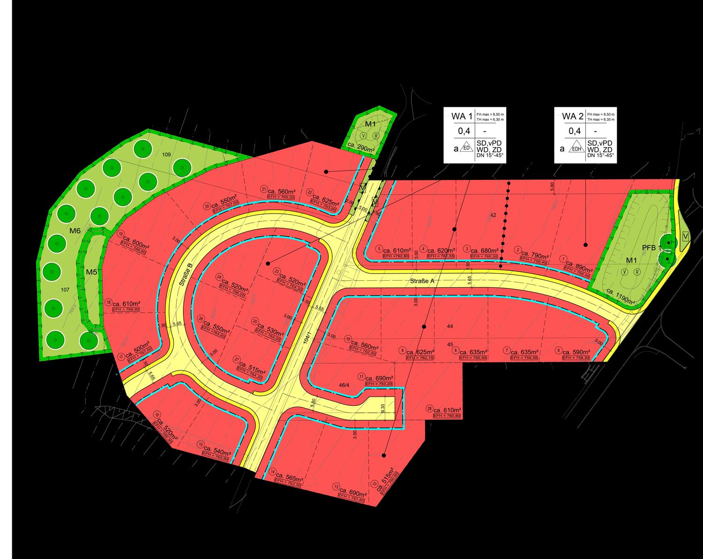 """Baugebiet """"Hofäckerweg"""""""