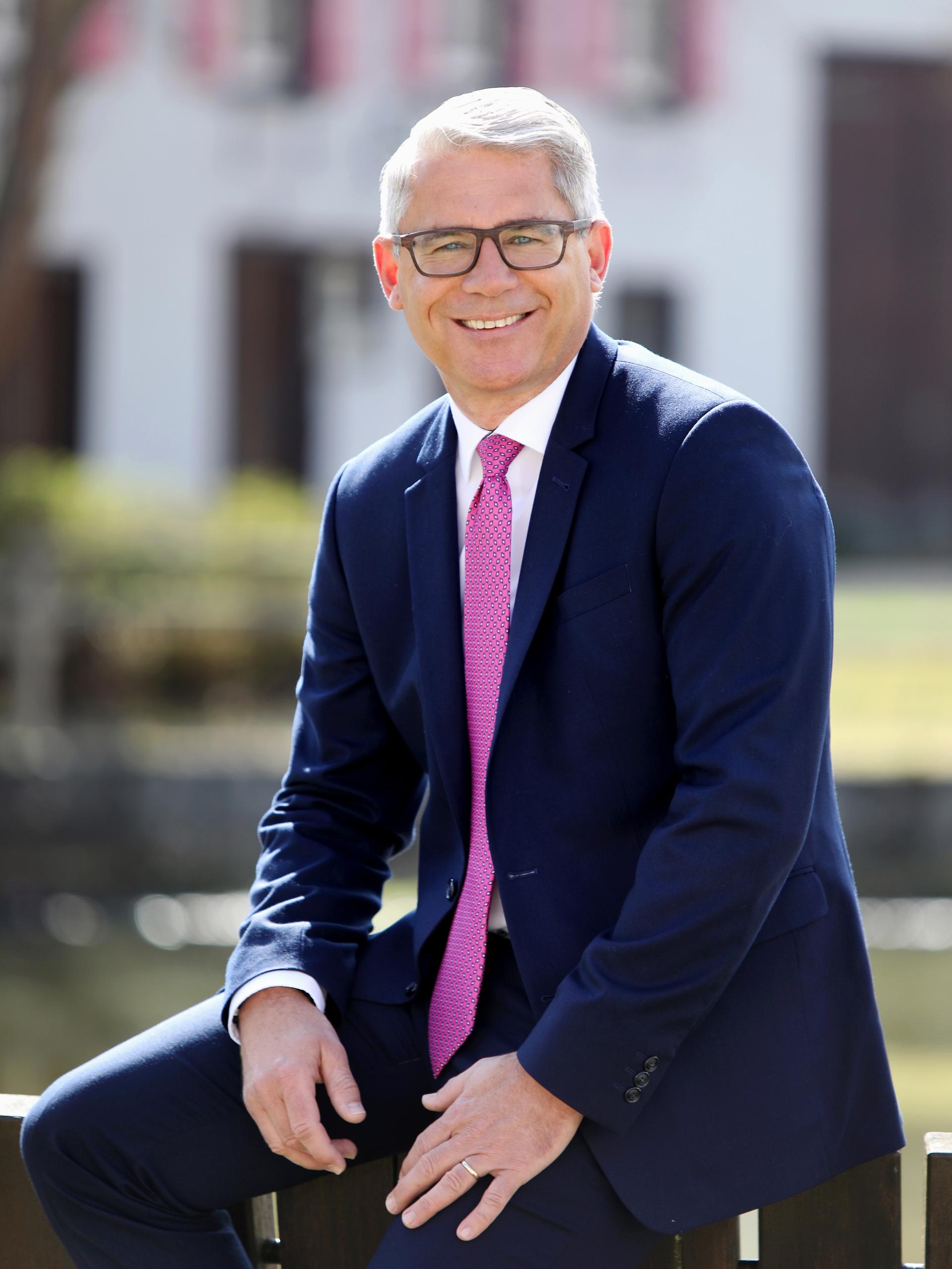 Bürgermeister Jochen Zeller