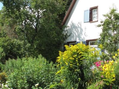 Garten des Bauernhausmuseums