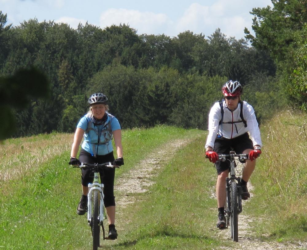 Mountainbike-Tour Ost