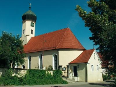 Kirche in Eglingen