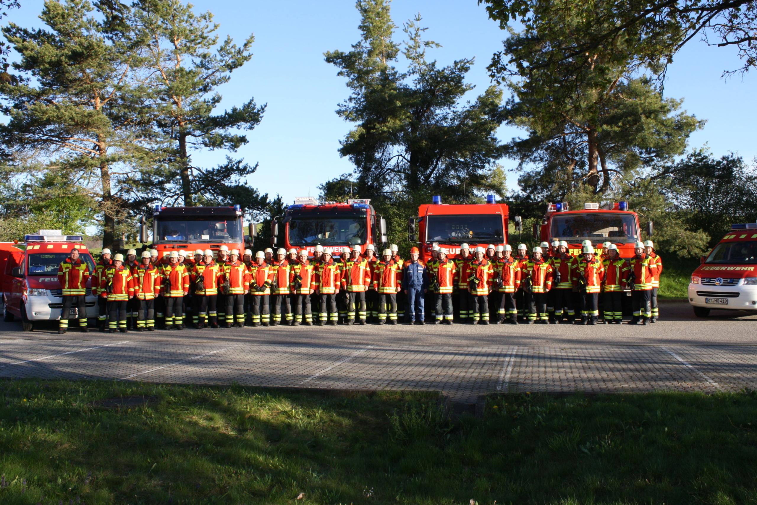 Feuerwehr Gemeinde Hohenstein