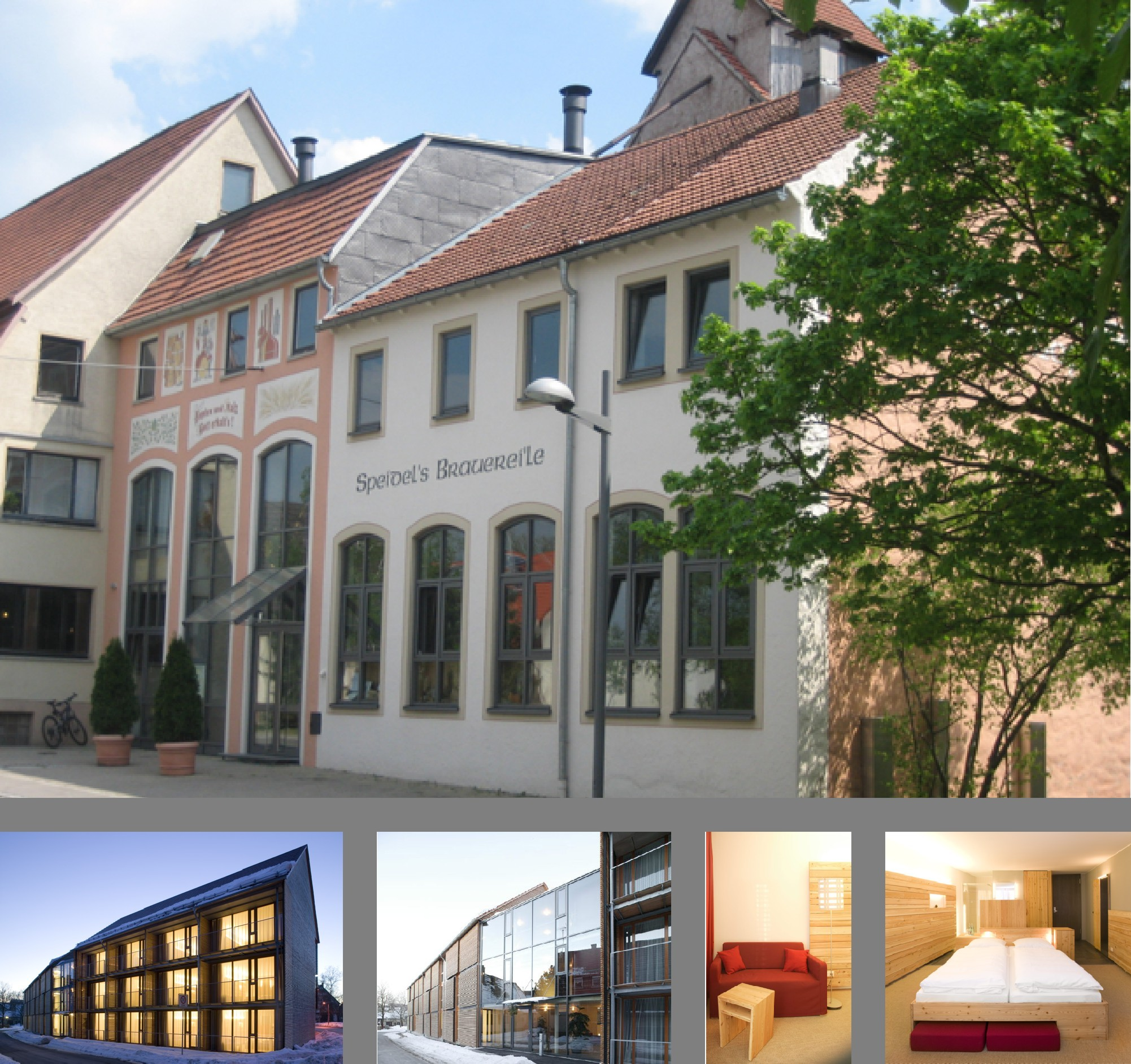 Ödenwaldstetten Hotel Brauerei-Gasthof Lamm