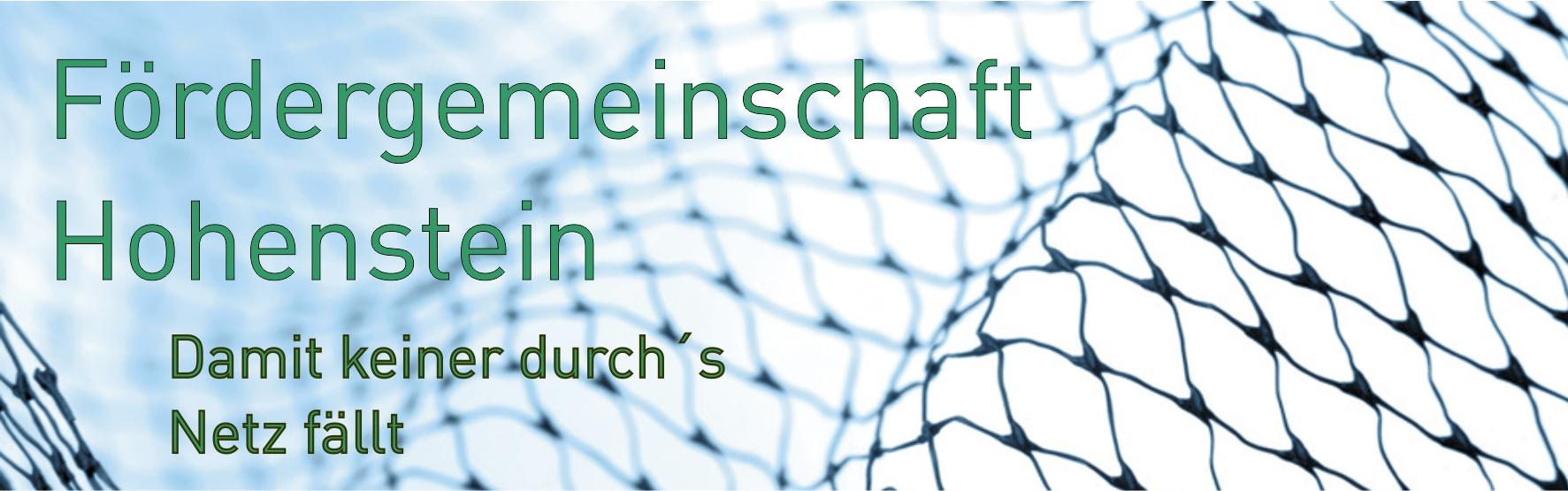 Fördergemeinschaft Gemeinde Hohenstein