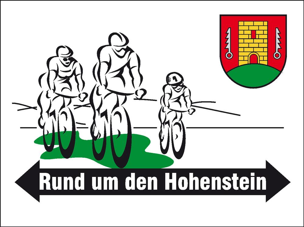 """""""Rund um den Hohenstein""""-Tour"""