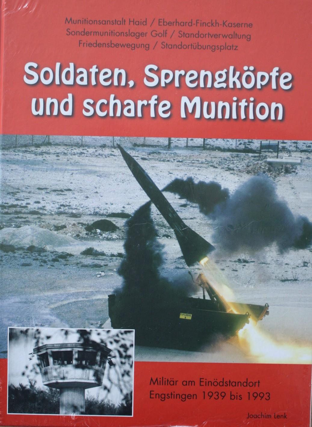 Soldaten, Sprengköpfe und scharfe Munition