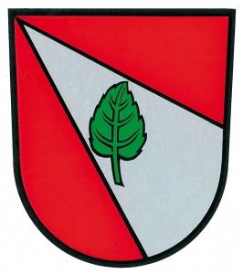 Wappen Ödenwaldstetten